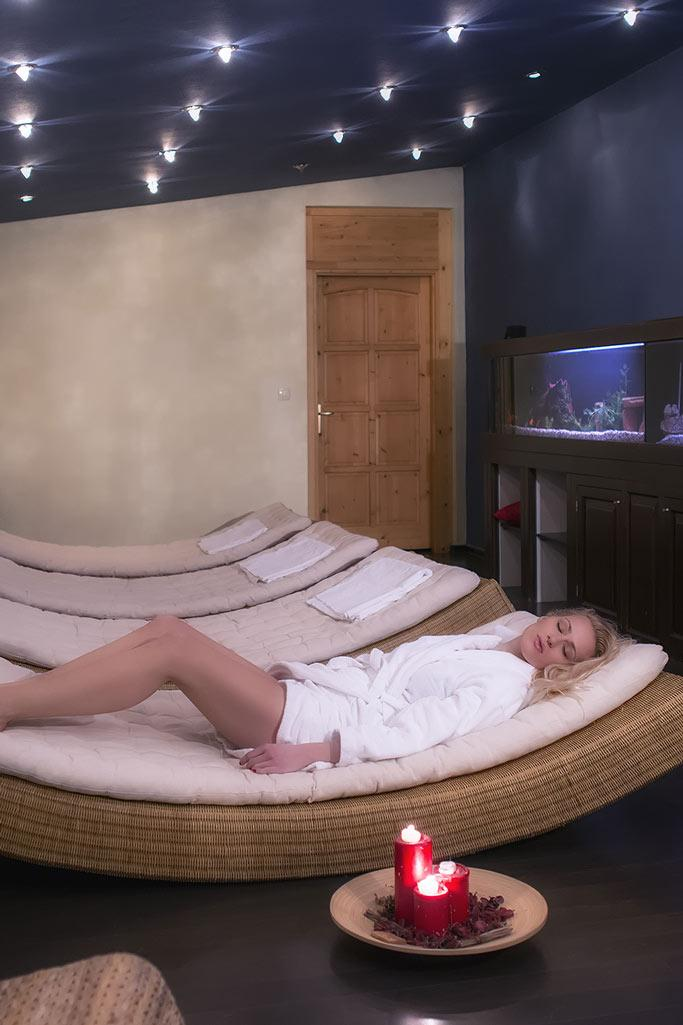 Wellnes Spa Relax zona